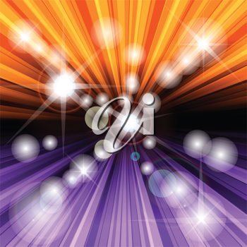 Royalty Free Clipart Image of an Abstract Background